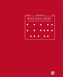 Wacana Seni Journal of Arts Discourse