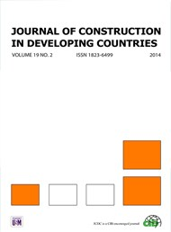 Journal of Construction in Developing Countries
